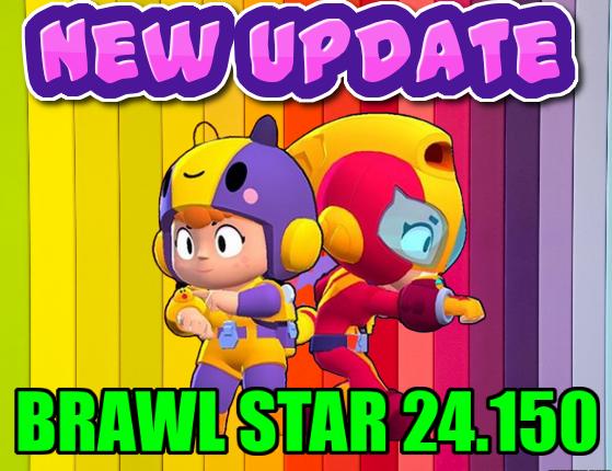 Brawl stars 24.150 bea and max