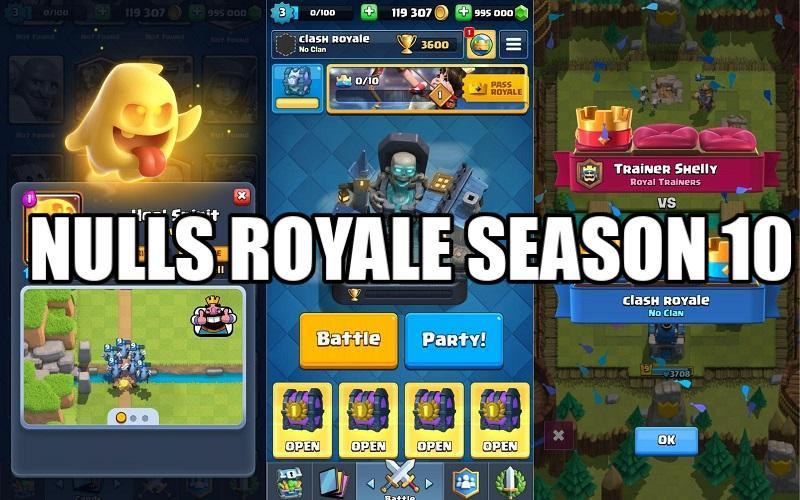 Nulls Royale 3.2 - season 10