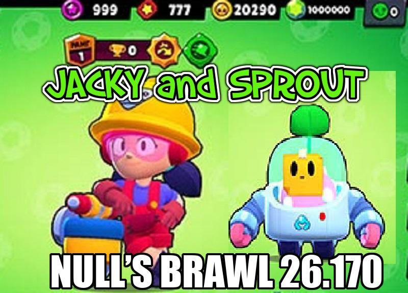 Nulls brawl - jacky and sprout