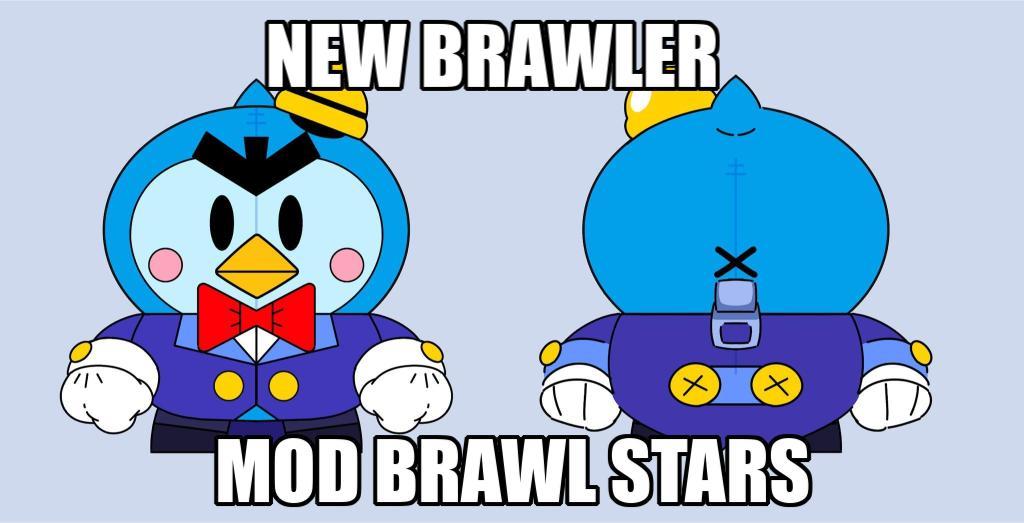 brawl stars mod MR Pi