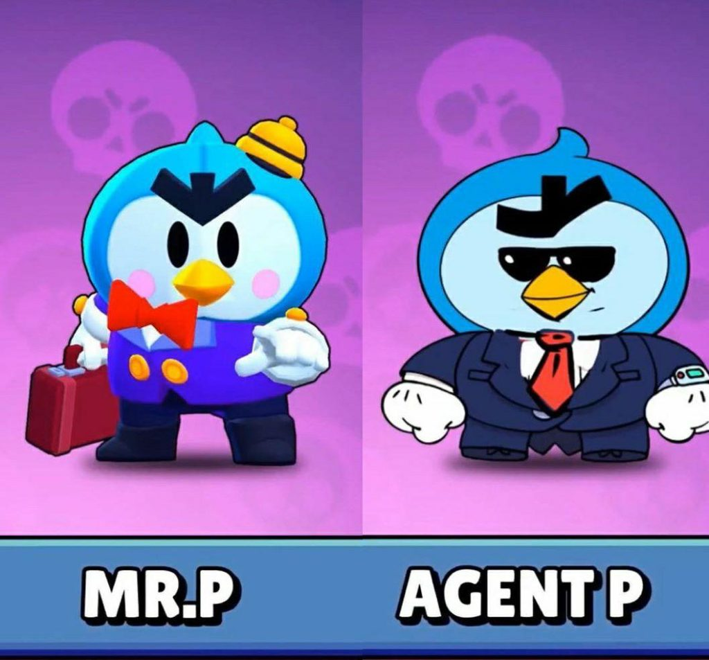 Mr P and agent P