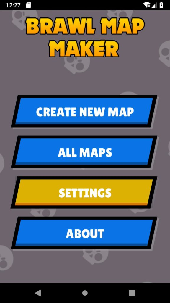 Brawl map maker