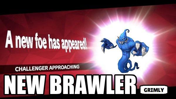 new brawler grimly