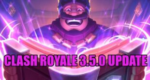 Clash-Royale-3.5.0-update