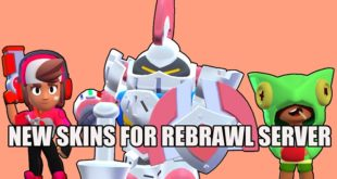 New skins rebrawl 108