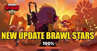 update brawl stars with belle