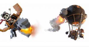 new troops Rocket Balloon