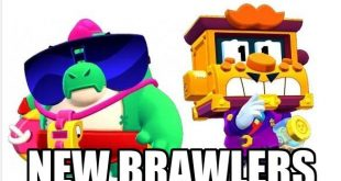 new brawlers buzz and griff
