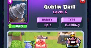 card goblin drill for nulls royale