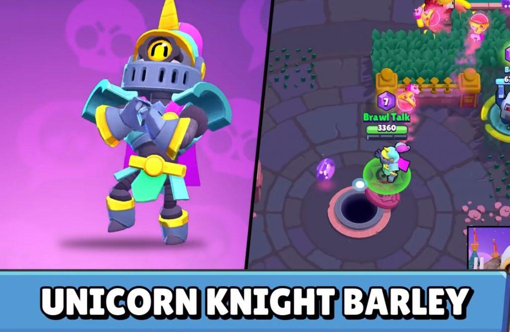 unicorn knight barley