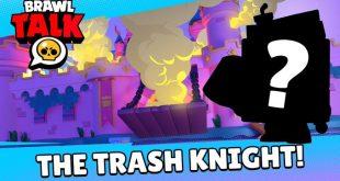 brawl talk - the trash knight