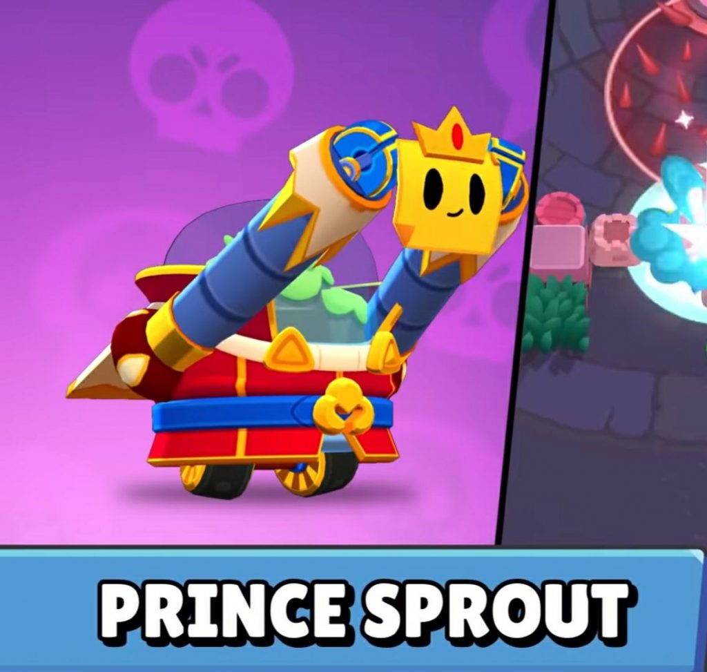 prince sprout