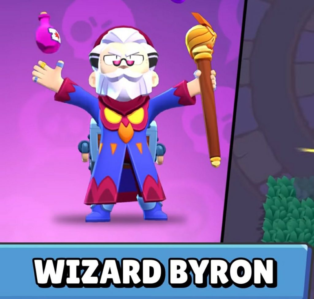 wizard byron